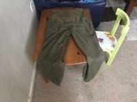 Size Ten Maternity Trousers