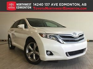 2014 Toyota Venza Limited AWD | Dual Sun | Rear Vision Cam | Sof