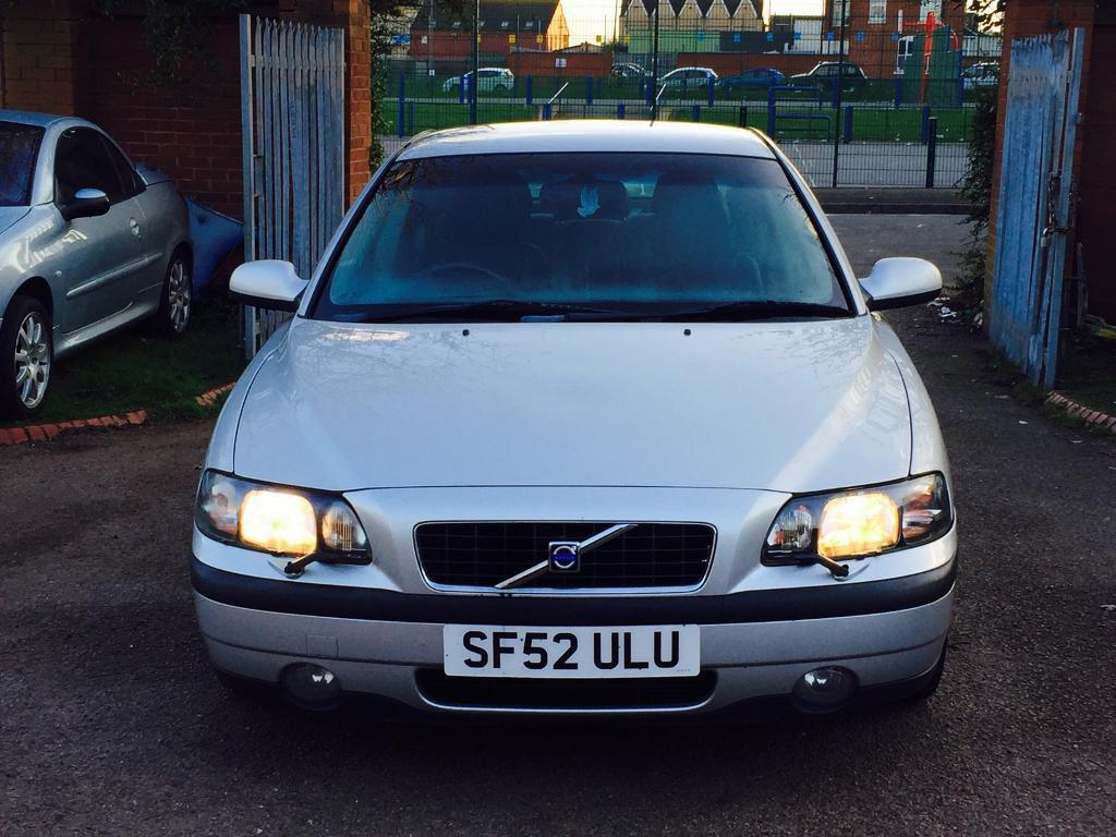 VOLVO S60 DIESEL AUTOMATIC GREAT RUNNER NATIONWIDE DELIVERY 995