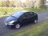 2008 CITROEN PICASSO 1.6 16V DESIRE NEW MOT TOWBAR STUNNING EXAMPLE PLEASURE TO DRIVE