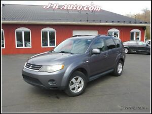 2009 Mitsubishi Outlander SE 4WD, 7 passagers