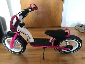 Hudora balance bike for kids