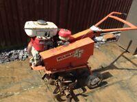 Wolesley merry tiller rotovator spares repairs barn find honda