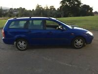Diesel Ford Focus estate 1.8 tddi Mot'd till July 17 (Spares/Repairs)