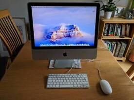 "iMac 20"" / Intel 2.66GHz / 2GB DDR3 / 256MB NVIDIA *QUICK SALE*"