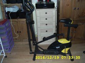 Everlast elliptical trainer