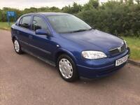 2002 Vauxhall Astra 1.6 Club - New MOT