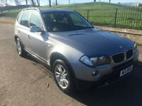 Bmw x3 2.0d se px estate