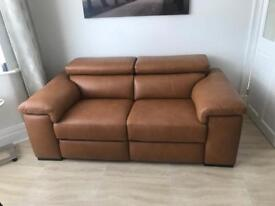 SOFA Natuzzi editions barker and stone house electric recliner