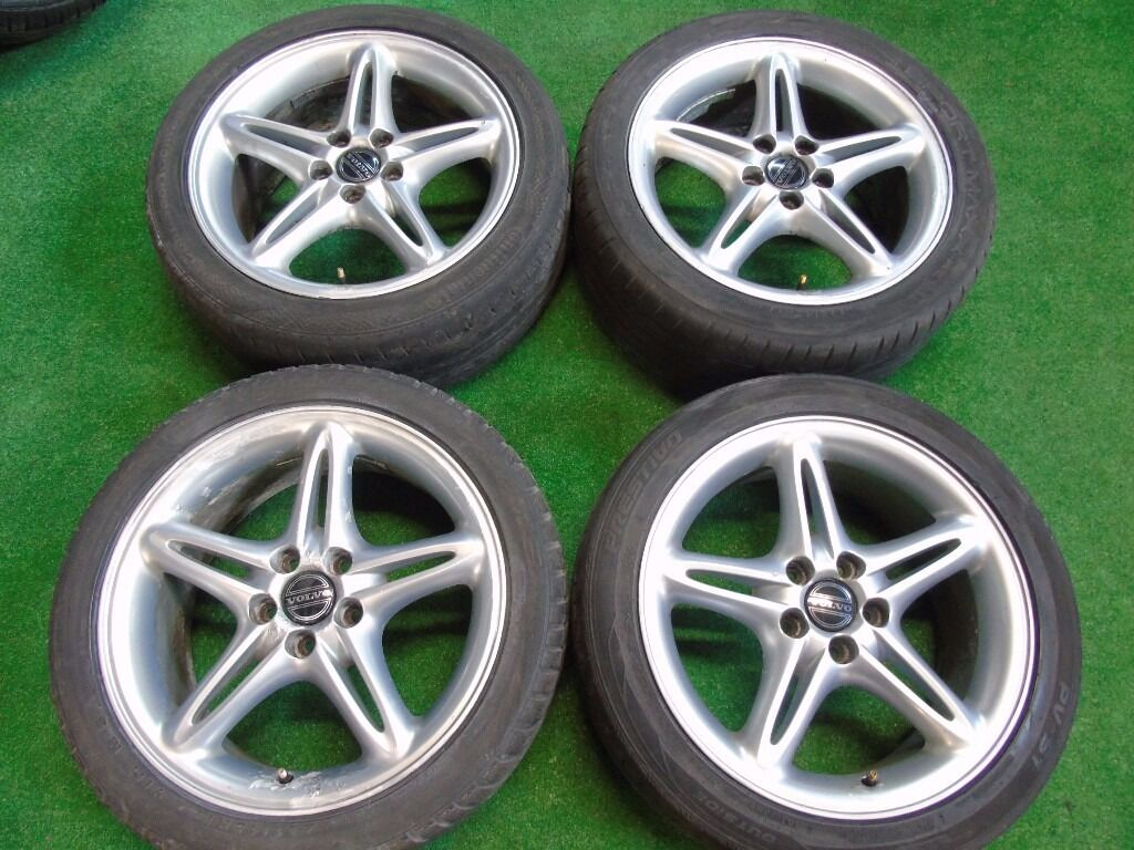 Volvo C70 Canisto 17 Quot Inch Alloy Wheels In Enfield