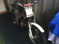 Beta 350 trials bike very good running order £795