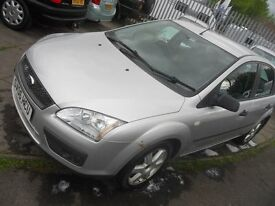 FORD FOCUS 1.8 TDCI SPORT DIESEL 06 REG FULL TEST BIRTLEY CAR SALES DH3 1PR