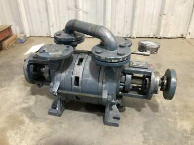 Finder Np408ch41-25b Liquid Ring Vacuum Pump 0 To -30inhg