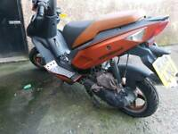 Direct Bikes 50cc Scooter Moped