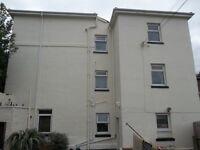 First Flr SC Studio Flat. DG. GasCH. Central Paignton.Shared Garden.Parking.Free WiFi (Ref TR C)