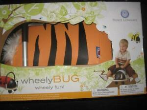 Prince Lionheart wheely BUG. Move and Spin. Toy Game for Toddler Boy / Baby Girl. Grip Handle. Walker. Fun Play Walker