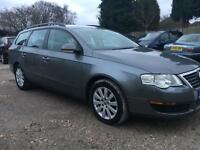 2007 Volkswagen Passat Estate 2.0 tdi s high motorway miles with full service history any trial