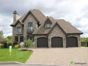 1 275 000$ - Maison 3 étages à vendre à Blainville
