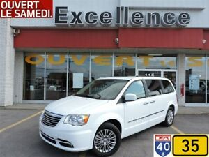 2016 Chrysler Town & Country Touring-L CUIR TOIT DVD