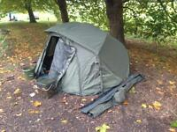 Fox warrior 60 oval brolly system