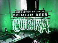 Neon cobra light