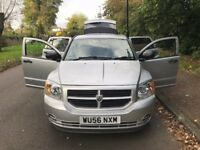 Dodge Caliber 1.8 SE 5dr, p/x welcome 6 MONTHS FREE WARRANTY, FULL SERVICE HISTORY