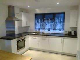 Newly built modern flat for rent