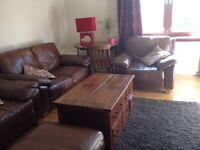 3 Bed flat for rent.