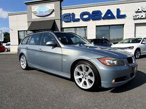 2006 BMW 325 xiT WAGON , PANORAMIC ROOF , AWD.