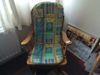lovely rocking chair for sale..collection from Bere Regis only..