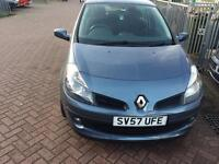 Renault Clio Dynamique 100hp 1.2 TCE - Fast Sale! First owner Low miles