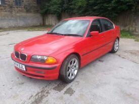 BREAKING BMW E46 323I 1999 2.5 M52B25 ENGINE