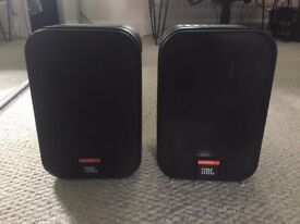 JBL Control 1 Pair. Great Condition! No Offers Please ;)