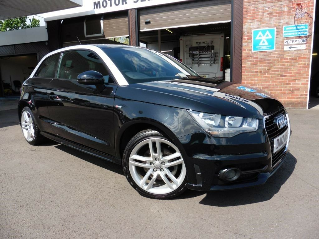 audi a1 tdi s line (black) 2012 | in chepstow, monmouthshire | gumtree
