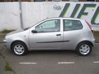 Fiat PUNTO Active 8v,1242 cc 3 dr hatchback,FSH,runs and drives very well,cheap to insure,great mpg