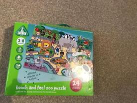 ELC Touch & Feel Zoo Puzzle