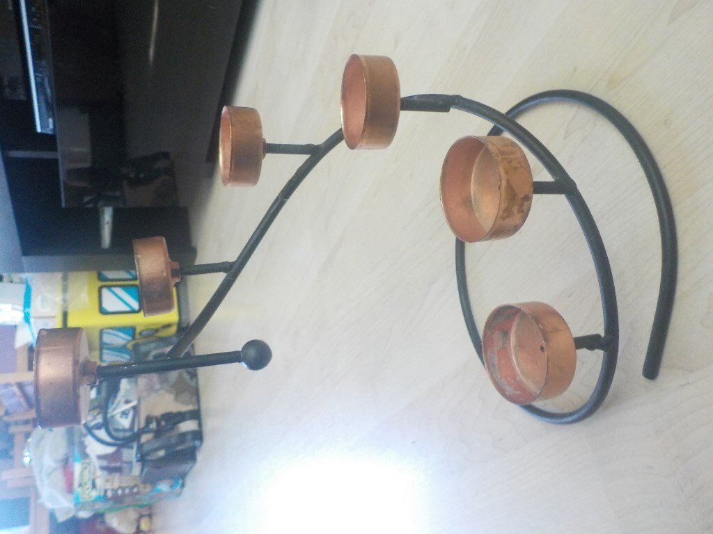 Tealight Candle Holder (holds six) - Collect PE27