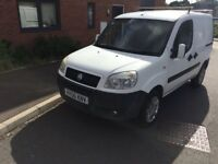 Fiat doblo 1.3 starts & drives very well (spares or repairs)
