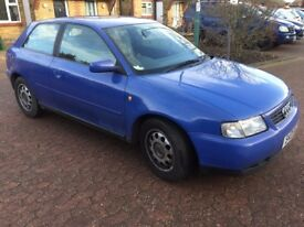 FOR SALE Audi A3 1.8 Automatic 3 Door Hatchback 1998