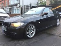 2009 BMW 320D M-SPORT *** AUTOMATIC *** 2 KEYS HPI CLEAR ** LCI FACELIFT MODEL ** MAY PART EXCHANGE
