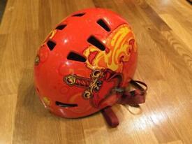 Boys Cycle Helmet (TSG)