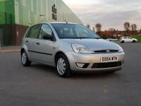 Ford Fiesta 1.4 Ghia 5dr(Warranted Mileage+7M MOT+Full Leather Interior)