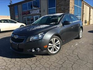 2013 Chevrolet Cruze LT Turbo RS MODEL LEATHER BIG MAGS