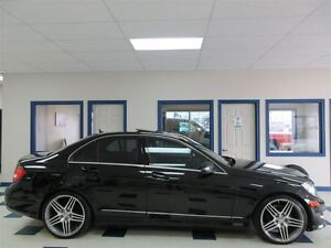 2012 Mercedes-Benz C-Class C300 4MATIC AMG PACKAGE 8 MAGS/PNEUS