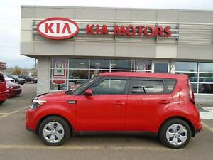 2016 Kia Soul LX WOW WOW ONLY $105* Bi-Weekly NEW VEHICLE