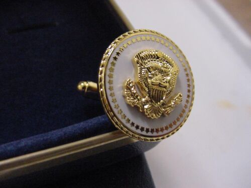 Pair of Vice presidential Mike Pence Cufflinks.