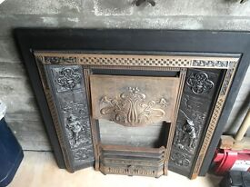 Stovak Fireplace