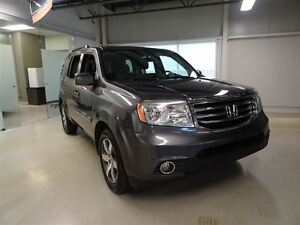 2015 Honda Pilot Touring 4WD 5AT * GPS * Cuir * Toit Ouvrant *