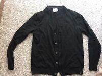 JACK & JONES premium mens cardigan size medium used in mint condition !