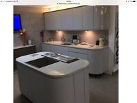 Kitchen and bathroom company for sale